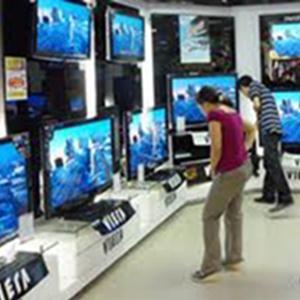 Магазины электроники Ребрихи