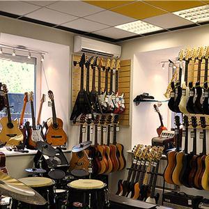 Музыкальные магазины Ребрихи