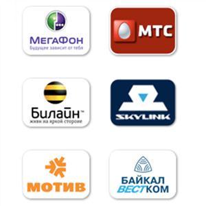 Операторы сотовой связи Ребрихи