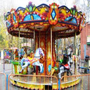 Парки культуры и отдыха Ребрихи
