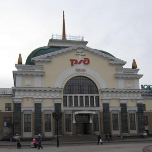 Железнодорожные вокзалы Ребрихи