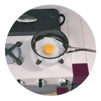 Кафе У Фонтана - иконка «кухня» в Ребрихе